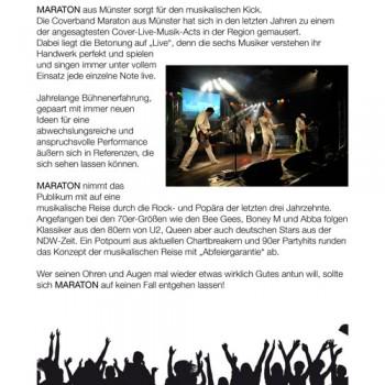 MARATON - Bandinfo